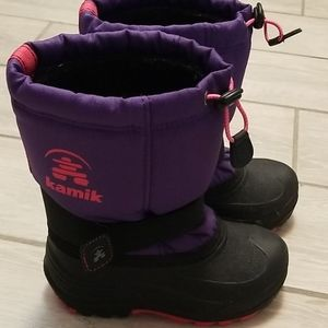 Kamik rocket snow boots